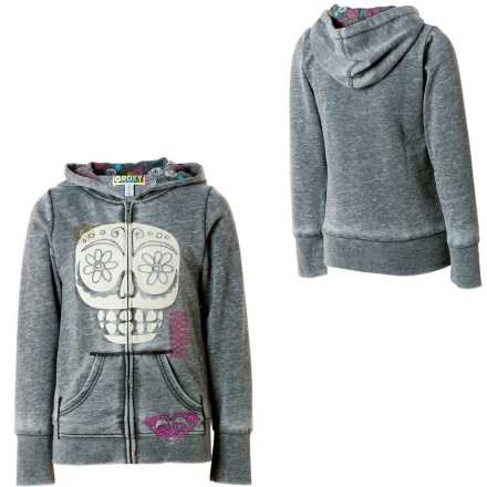 Roxy Apples Hooded Sweatshirt - Girls'