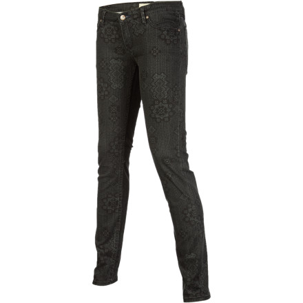 Roxy Skinny Slides Denim Pant - Women's