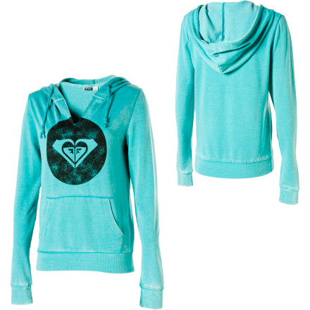 Roxy Drive Up Pullover Hooded Sweatshirt - Women's