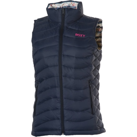 photo: Roxy Torah Bright Down Vest down insulated vest