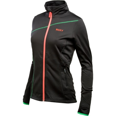 photo: Roxy Pulka Top synthetic insulated jacket