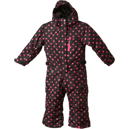photo: Roxy Moonlight Snow Suit kids' snowsuit/bunting