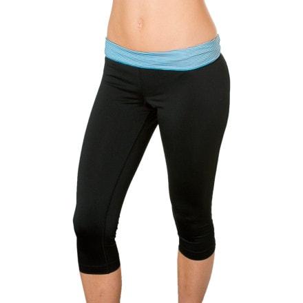photo: Roxy Athletix Rox It II Capri Pants performance pant/tight