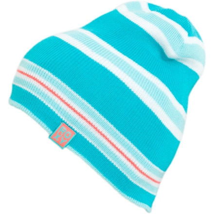 photo: Roxy Torah Bright Beanie winter hat