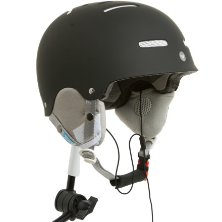 photo: Roxy Gravity Audio Helmet snowsport helmet