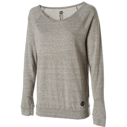 Roxy Heart It Pullover Sweatshirt - Women's