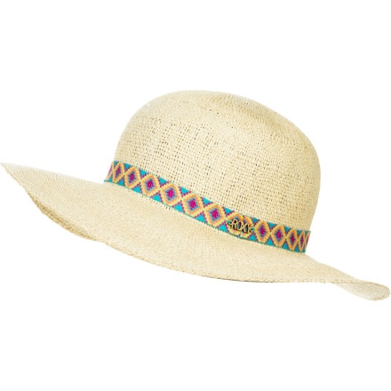 photo: Roxy Into The Water Straw Hat hat