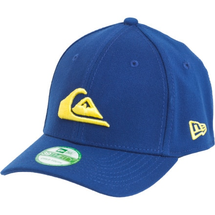 Quiksilver Ruckis New Era Baseball Hat - Boys'