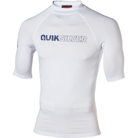 Quiksilver Outlaw Rashguard - Short-Sleeve - Men's