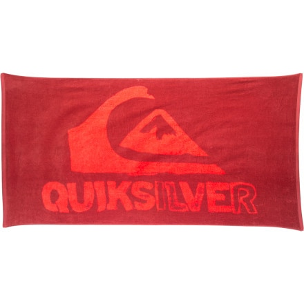 Quiksilver Posted Beach Towel