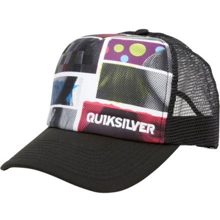 Quiksilver Boards Trucker Hat - Boys'