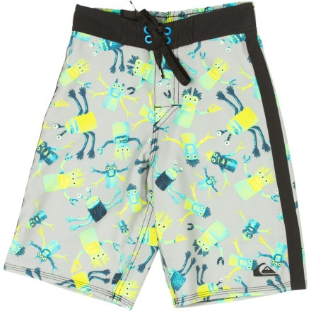 Quiksilver Masher Board Short - Little Boys'