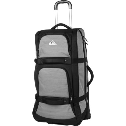 Quiksilver Venture Rolling Gear Bag - 6712cu in