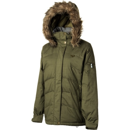 Roxy Tundra Down Jacket - Women's