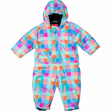 Roxy Lightening Bug One-Piece Snow Suit - Infant Girls'