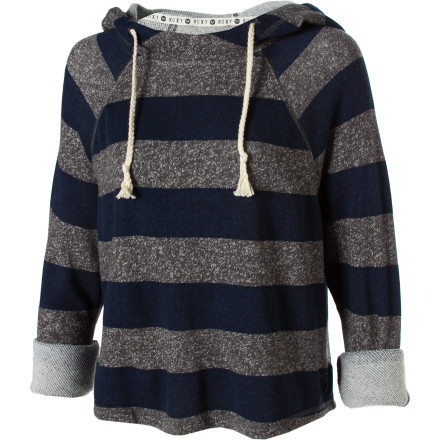 Roxy Canyon Hike Fleece Hooded Pullover - Women's