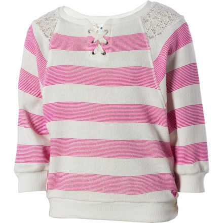 Roxy Young Love Sweatshirt - Girls'