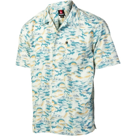 Quiksilver Kona Kona Shirt - Short-Sleeve - Men