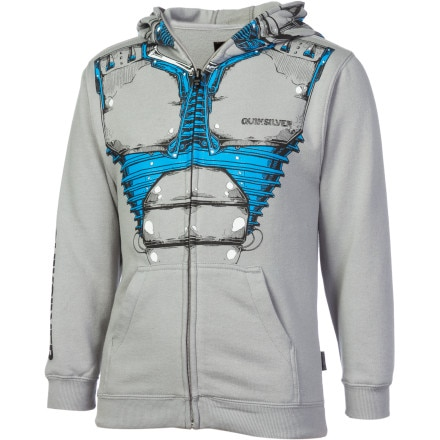 Quiksilver Maskerade Full-Zip Hoodie - Little Boys'