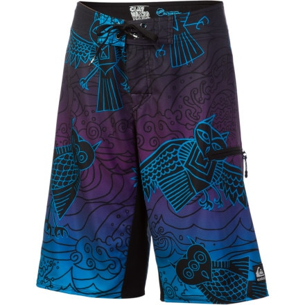 Quiksilver Cypher Pueo Board Short - Boys'