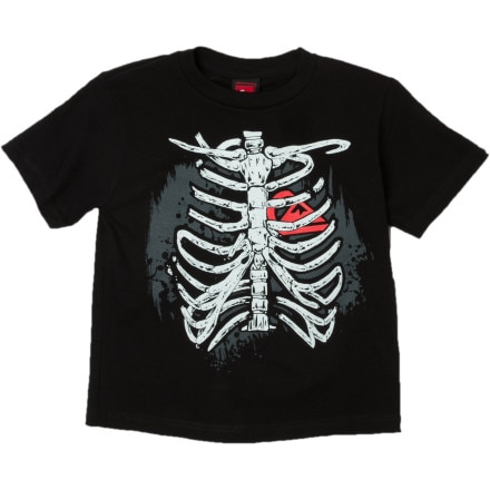 Quiksilver Quik Ribs T-Shirt - Short-Sleeve - Little Boys'