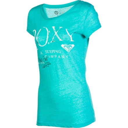 Roxy Place To Place T-Shirt - Short-Sleeve - Women's