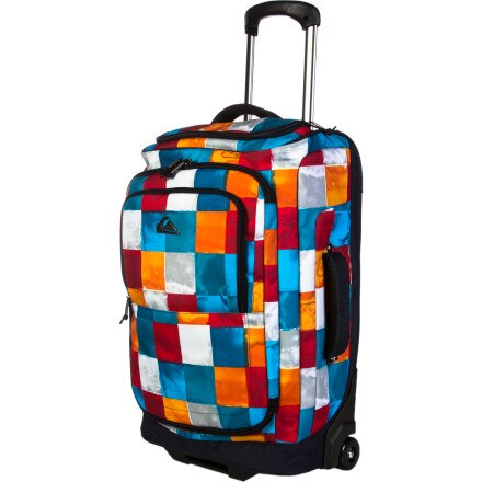 Quiksilver Exile Carry On Bag - 3600cu in