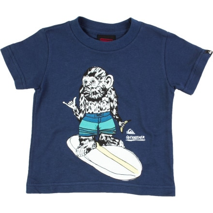 Quiksilver Simple Things T-Shirt - Short-Sleeve - Infant Boys'