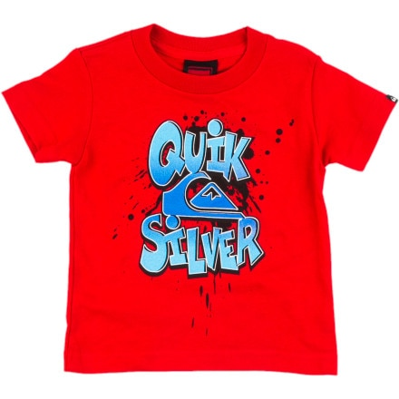 Quiksilver Comic Quik T-Shirt - Short-Sleeve - Infant Boys'