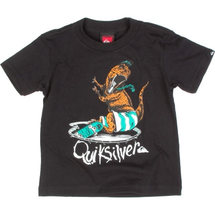 Quiksilver Dino Sk8 T-Shirt - Short-Sleeve - Infant Boys'