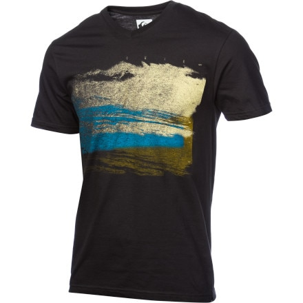 Quiksilver Seven Seas V-Neck T-Shirt - Short-Sleeve - Men's