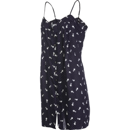 Quiksilver Swimming Seahorse Cami Dress - Women's