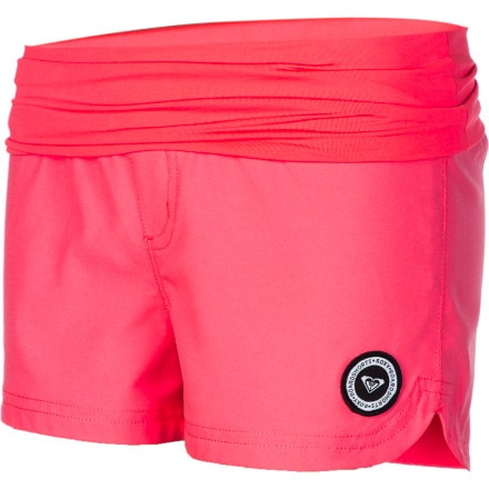Roxy Tidal Sail Endless Sun Board Short - Girls'