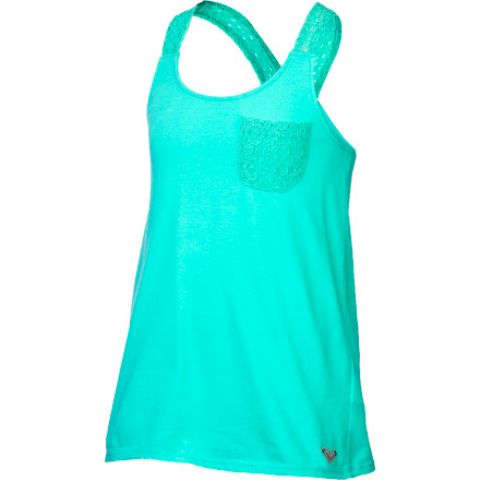 Roxy Spring Luster Tank Top - Girls'