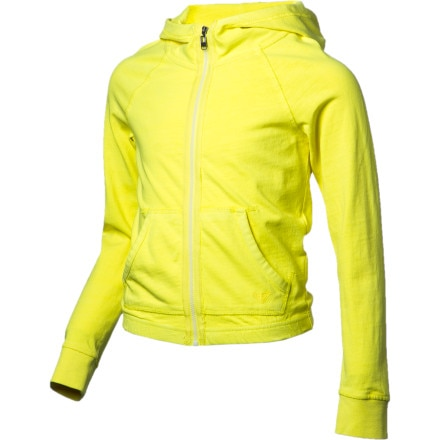 Roxy Sun Goddess Full-Zip Hoodie - Girls'