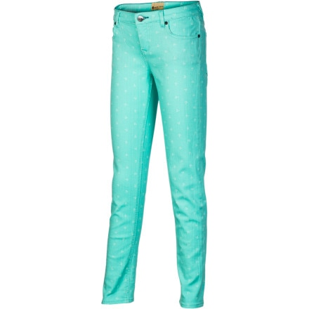 Roxy Skinny Rails Denim Pant - Girls'