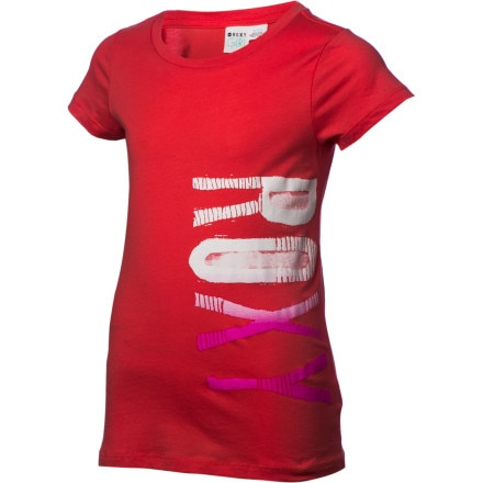 Roxy Greatest Ever T-Shirt - Short-Sleeve - Girls'