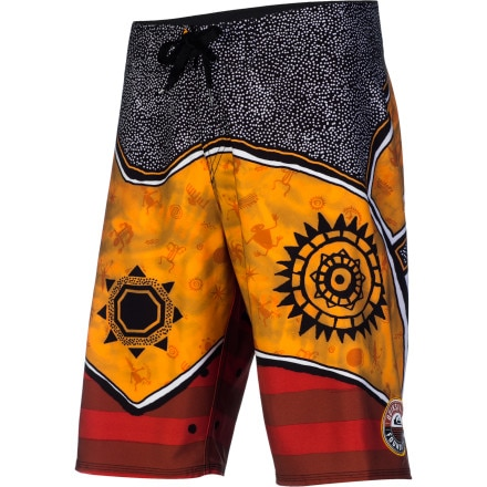 Quiksilver Wishtoyo Board Short - Men's