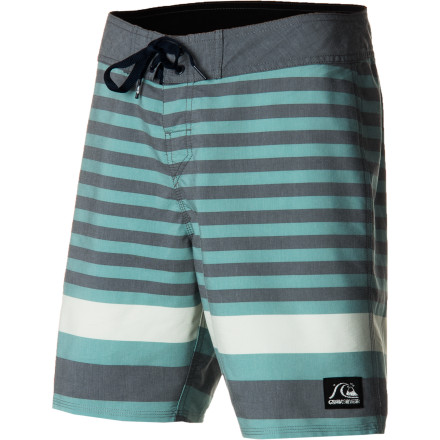 Quiksilver Stripe Biarritz Board Short - Men's