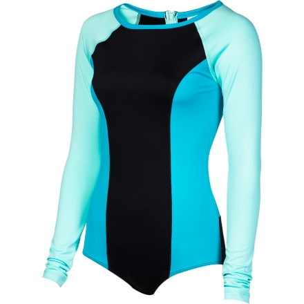 Roxy Sweet Wave Bodysuit - Long-Sleeve - Women's