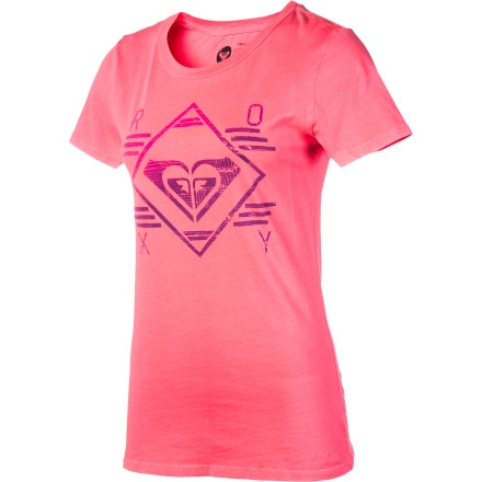 Roxy Square Peg T-Shirt - Short-Sleeve - Women's