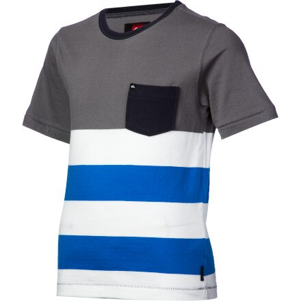Quiksilver Hoops T-Shirt - Short-Sleeve - Little Boys'