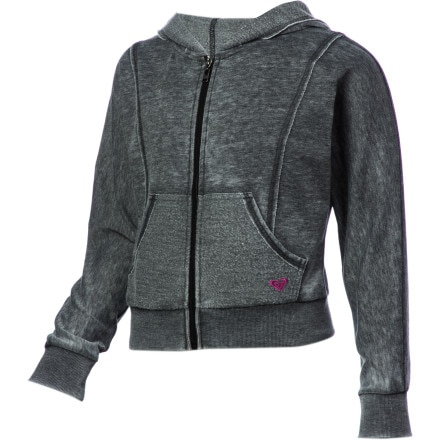 Roxy Take Flight Full-Zip Hoodie - Girls'