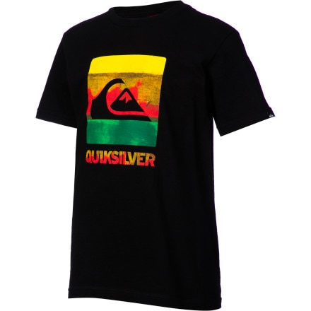 Quiksilver Chaos T-Shirt - Short-Sleeve - Boys'