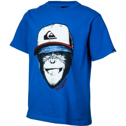 Quiksilver Monkey Business T-Shirt - Short-Sleeve - Little Boys'