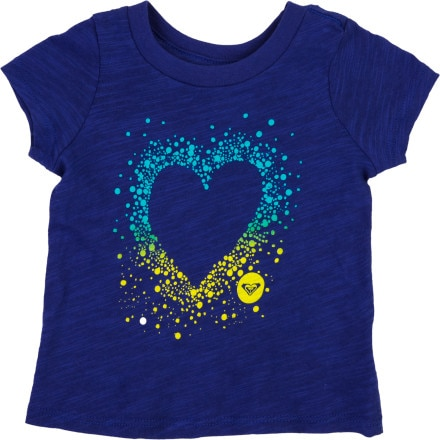 Roxy Bubble Pop T-Shirt - Short-Sleeve - Infant Girls'