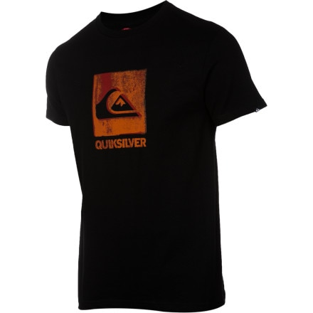 Quiksilver Romero Heat Sensitive Ink T-Shirts - Short-Sleeve - Men's