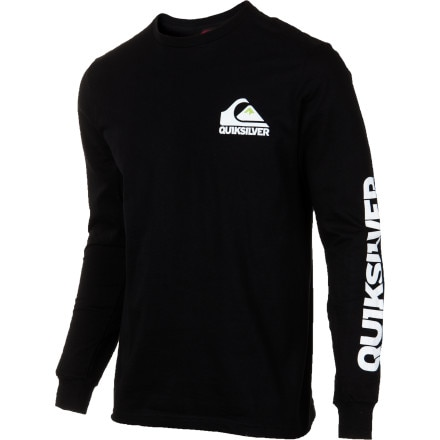 Quiksilver Sweeper T-Shirt - Long-Sleeve - Men's