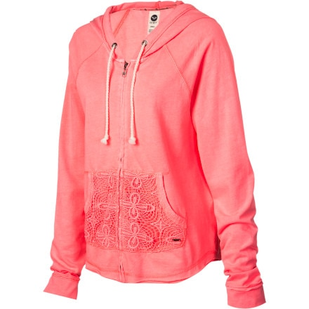 Roxy Neon Tide Full-Zip Hoodie - Women's