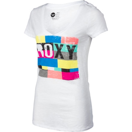 Roxy Double Dare T-Shirt - Short-Sleeve - Women's